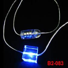 b2 083 led light up necklace light up necklace data