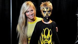Goldust Halloween Costume Superstars Kids Face Painting Goldust Photos Wwe Community