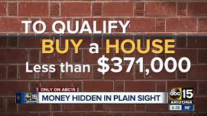 looking for a house az residents qualify for down payment money