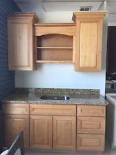 Showroom Kitchen Cabinets For Sale Maple Kitchen Cabinets Ebay