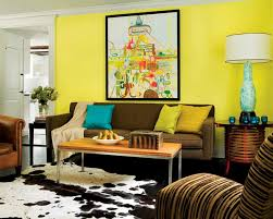 interior design sunny yellow paint colors make your living room