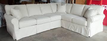Slipcover Sofa Sectional Sectional Sofa Design Most Comfortable Slipcover Sectional Sofas