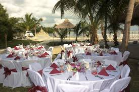 wedding excellent outdoor beach wedding decoration