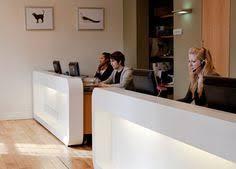Two Person Reception Desk Check Us In The Usa Mddusa Com Reception Desks Pinterest