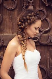 different hairstyles for face shapes braids that flatter long faces