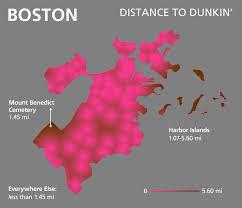 T Boston Map by Booze Bostonography