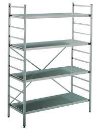 etagere aluminium cuisine etagere en inox pour cuisine dcoration etagere cuisine leroy merlin