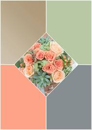 Peach Color Bedroom by Master Bath Color Scheme Champagne Sage Green Peach Pewter Gray