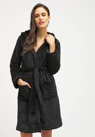 robe de chambre etam etam pyjama etam femme peignoirs lovely poney peignoir black
