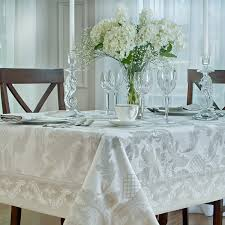 wedding table linens waterford damascus table linens bloomingdale s