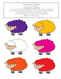 sheep clipart colored pencil color sheep clipart colored