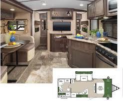 fleetwood prowler 5th wheel floor plans house plan surveyor 243rbs 1024x843 top travel trailers rv