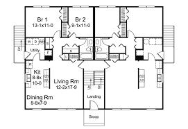 multi level house plans floor plan more side floor with large basement newfoundland home