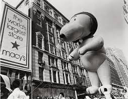 macy s thanksgiving day parade balloons history