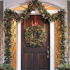 outdoor christmas garland with lights christmas garlands with lights outdoor happy holidays