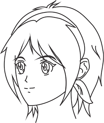 tutorial menggambar orang dengan pensil cara menggambar anime dengan mudah untuk kamu yang masih pemula om
