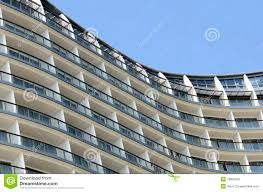 modern hotel building stock photography image 18853602