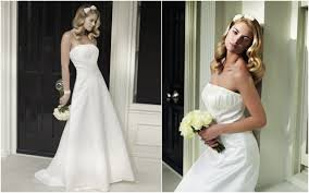 wedding dress lewis 6 hot wedding dresses on a budget