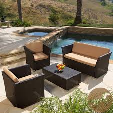Patio Furniture Rattan Better Homes And Gardens Outdoor Furniture All Home Decorations