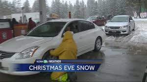 nissan altima 2015 in snow snow in the sierra slows down holiday drivers
