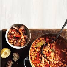 Stew Ideas Chickpea Stew Recipe Epicurious Com