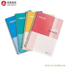 classmate note books custom paperback spiral paper school notebook classmate notebook