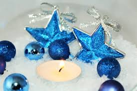 Blue Christmas Decorations Background by Free Images Blue Christmas Tree Glitter Christmas Decoration