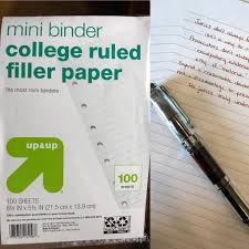 paper for fountain pen writing cheap fountain pen friendly lined paper from target half sheet