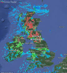 Hull England Map by Weather Bomb U0027 Brings Ice And Snow As Temperatures Drop Daily