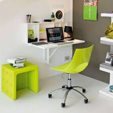 folding desks for small spaces furniture comfortable white painted wall mounted folding desk