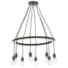 exposed bulb lighting glass pendants online lighting shop