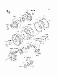 kawasaki kef300 a6 parts list and diagram 2000