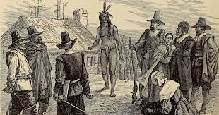 did you the pilgrims were saved on their thanksgiving