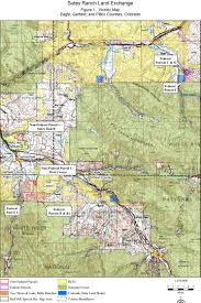 Blm Maps Colorado by A Public Land Swap For The Rich U2014 High Country News