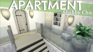 Shabby Chic Apartments by Sims 4 Vintage Glamour Shabby Chic Apartment Makeover City