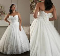 wedding dress size 16 discount plus size 2015 wedding dresses vestido de noiva