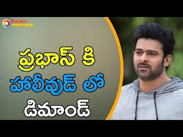 prabhas sahoo movie rights sold for huge price to hollywood
