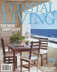 Coastal Living Kitchens - coastal living march 2010