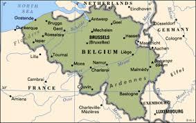 map of belgium worldpress org belgium profile
