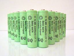 nimh nickel metal hydride rechargeable batteries are here for
