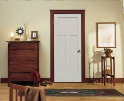Five Panel Interior Door Molded 5 Panel Shaker Smooth Stepped