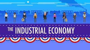 the industrial economy crash course us history 23 youtube