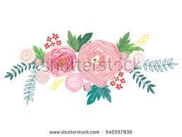 Flowers For Wedding Free Vintage Flower Wreath Background Download Free Vector Art