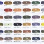 paint pylox spray colour chart nippon billion estates 28981
