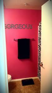 Zebra Bathroom Decorating Ideas 29 Best Walmart Bathroom Decor Images On Pinterest Bathroom