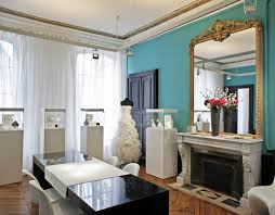 dupuis design diamee modern jewelry showroom paris france