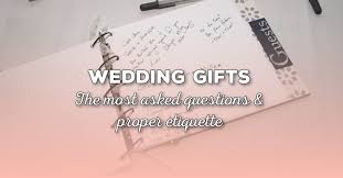 wedding gift money amount wedding gift amount jemonte