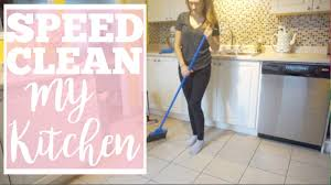 Clean My House Speed Cleaning My House Kitchen Speed Clean Youtube