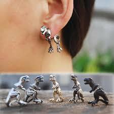dinosaur earrings dinosaur earring 2017 productonly