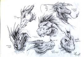 awesome dragon head tattoo designs for boys picsmine